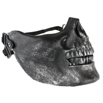 maska POIZEN INDUSTRIES - Skull - Black - POI165