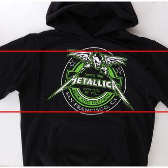 mikina dámská Metallica - Fuel Black - RTMTLPGBFUE - POŠKOZENÁ, Metallica