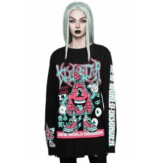 tričko unisex s dlouhým rukávem KILLSTAR - Disorder, KILLSTAR