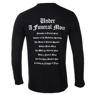 tričko pánské s dlouhým rukávem Darkthrone - Under A Funeral Moon / Album - RAZAMATAZ, RAZAMATAZ, Darkthrone