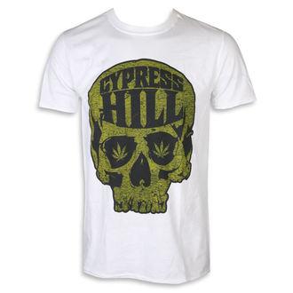 tričko pánské CYPRESS HILL - SKULL LOGO - PLASTIC HEAD, PLASTIC HEAD, Cypress Hill