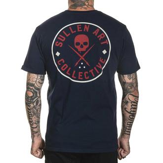 tričko pánské SULLEN - EVER PATRIOT - NAVY - SCM3206_NV