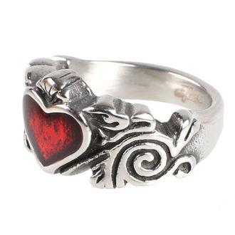 prsten ETNOX - Black Heart, ETNOX