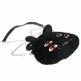 kabelka (taška) KILLSTAR - Don't Care - Black, KILLSTAR