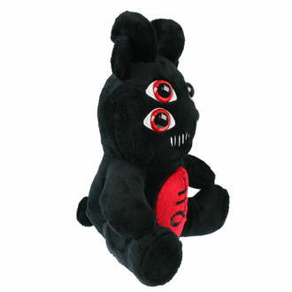 plyšová hračka KILLSTAR - Don't Care - Black, KILLSTAR