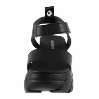 boty dámské (sandály) ALTERCORE - Draconia Vegan - Black - ALT070