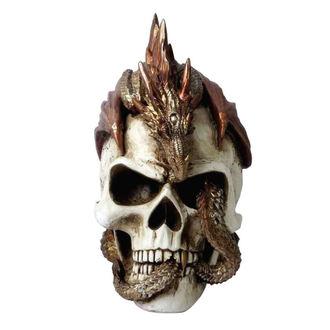 dekorace ALCHEMY GOTHIC - Dragon Keeper's Skull, ALCHEMY GOTHIC