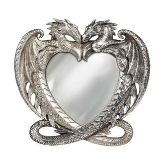 zrcátko (dekorace) ALCHEMY GOTHIC - Dragon Heart - V84