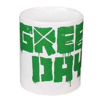 hrnek Green Day - ROCK OFF, ROCK OFF, Green Day