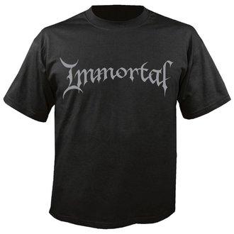 tričko pánské IMMORTAL - Logo - NUCLEAR BLAST, NUCLEAR BLAST, Immortal