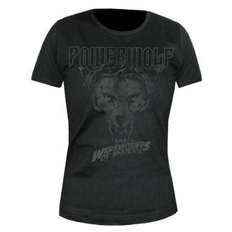 tričko dámské POWERWOLF - Werewolves - NUCLEAR BLAST, NUCLEAR BLAST, Powerwolf