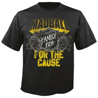 tričko pánské MADBALL - The family biz - NUCLEAR BLAST, NUCLEAR BLAST, Madball