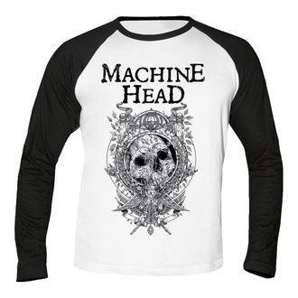 tričko pánské s dlouhým rukávem MACHINE HEAD - NUCLEAR BLAST