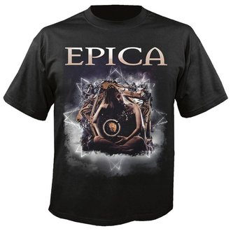 tričko pánské EPICA - Devotion will unfold - NUCLEAR BLAST, NUCLEAR BLAST, Epica