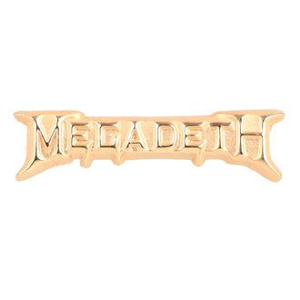 připínáček MEGADETH - ROCK OFF, ROCK OFF, Megadeth