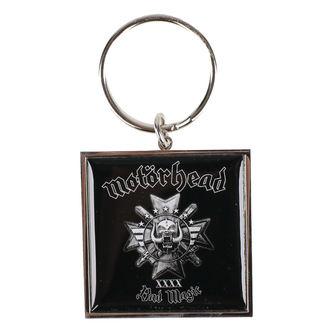 klíčenka (přívěšek) Motörhead - ROCK OFF, ROCK OFF, Motörhead