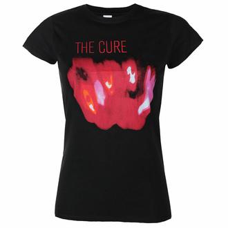 tričko dámské The Cure - Pornography - Black - ROCK OFF, ROCK OFF, Cure