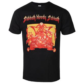 tričko pánské Black Sabbath - Sabbath Bloody Sabbath - ROCK OFF, ROCK OFF, Black Sabbath