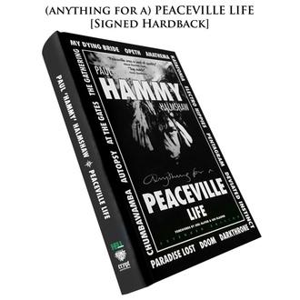 kniha Peaceville Life (signed hardback), CULT NEVER DIE