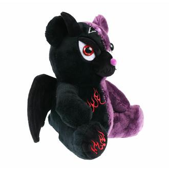 plyšová hračka KILLSTAR - Duplexity - Black, KILLSTAR