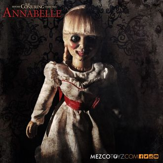 panenka Annabelle - The Conjuring Scaled Prop Replica, NNM