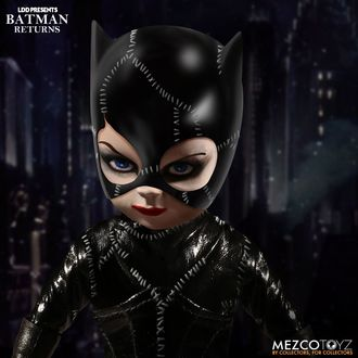 figurka BATMAN - Living Dead Dolls - Catwoman, LIVING DEAD DOLLS