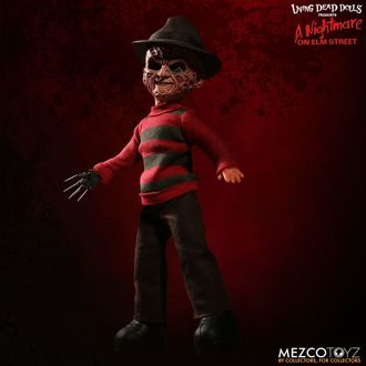 figurka Noční můra z Elm Street - Talking Freddy Krueger, NNM