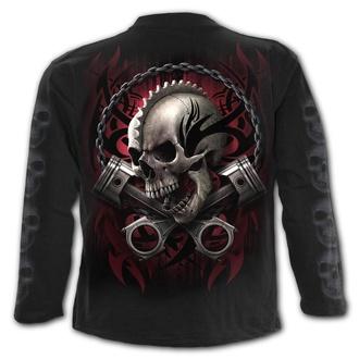 tričko pánské s dlouhým rukávem SPIRAL - SOUL RIDER, SPIRAL