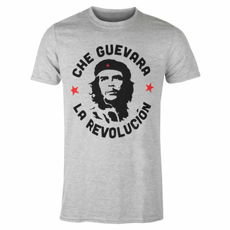 tričko pánské Che Guevara - Circle Logo - GREY - ROCK OFF, ROCK OFF, Che Guevara