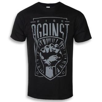tričko pánské Rise Against - Fist - Black - KINGS ROAD, KINGS ROAD, Rise Against