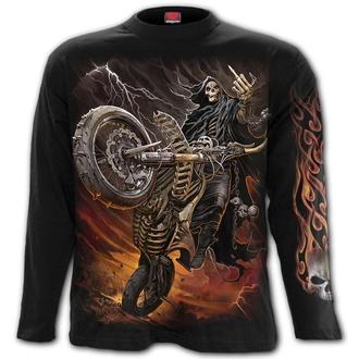 tričko pánské s dlouhým rukávem SPIRAL - BIKE LIFE, SPIRAL