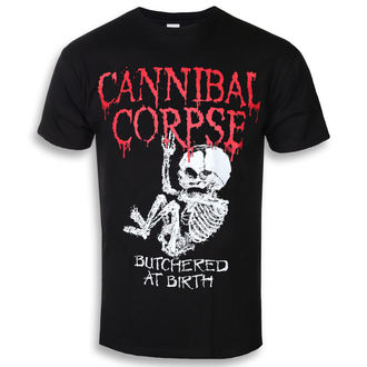 tričko pánské CANNIBAL CORPSE - BUTCHERED AT BIRTH BABY - PLASTIC HEAD, PLASTIC HEAD, Cannibal Corpse