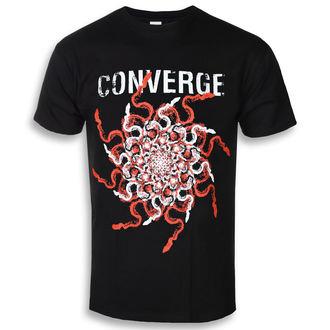 tričko pánské CONVERGE - SNAKES - PLASTIC HEAD, PLASTIC HEAD, Converge
