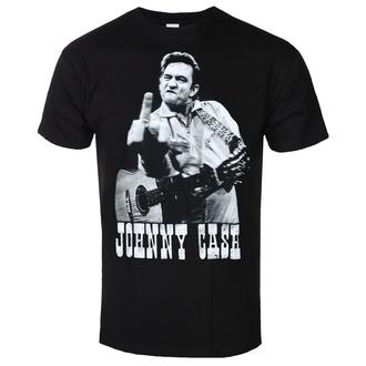tričko pánské JOHNNY CASH - FINGER SALUTE - BLACK - GOT TO HAVE IT, GOT TO HAVE IT, Johnny Cash