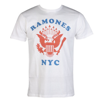tričko pánské RAMONES - NYC BASEBALL - WHITE - GOT TO HAVE IT, GOT TO HAVE IT, Ramones