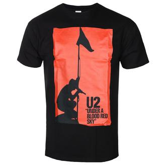 tričko pánské U2 - UNDER ABLOOD RED SKY - BLACK - GOT TO HAVE IT, GOT TO HAVE IT, U2