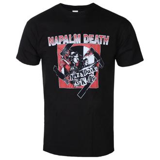 tričko pánské Napalm Death - Nazi Punks - RAZAMATAZ - ST0714