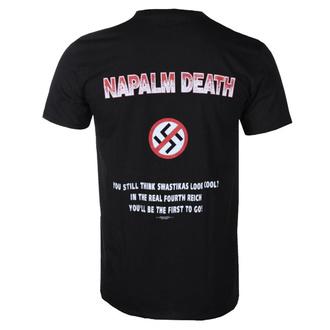 tričko pánské Napalm Death - Nazi Punks - RAZAMATAZ, RAZAMATAZ, Napalm Death