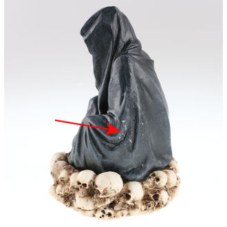 svícen Throne De La Mort - U1544E5 - POŠKOZENÝ