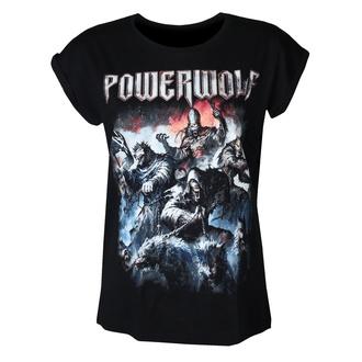 tričko dámské POWERWOLF - Best of the blessed - NUCLEAR BLAST, NUCLEAR BLAST, Powerwolf