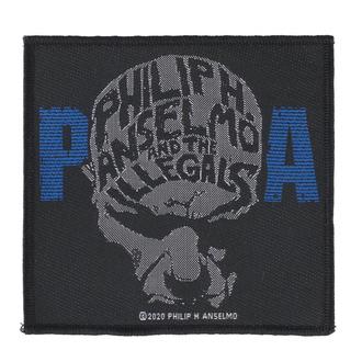 nášivka Philip H. Anselmo & The Illegals - Face - RAZAMATAZ, RAZAMATAZ, Philip H. Anselmo & The Illegals