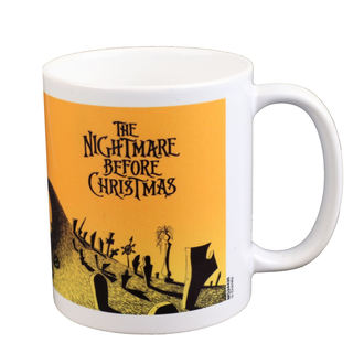 hrnek Nightmare Before Christmas - Graveyard Scene - PYRAMID POSTERS, NIGHTMARE BEFORE CHRISTMAS