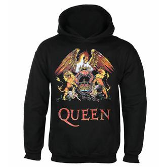 mikina pánská Queen - Classic Crest - ROCK OFF, ROCK OFF, Queen