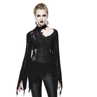 tričko dámské s dlouhým rukávem DEVIL FASHION - SR004