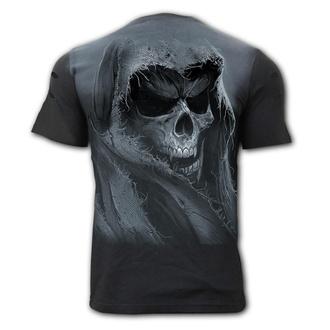tričko pánské SPIRAL - TATTERED SKULL, SPIRAL