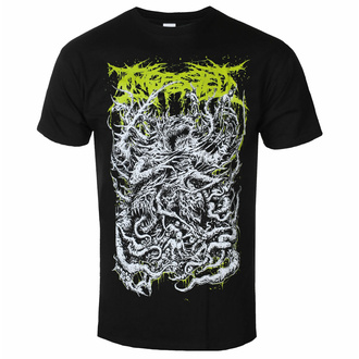 tričko pánské Ingested - Demon - Black - INDIEMERCH - INM059