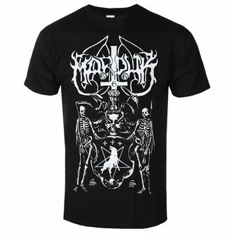 tričko pánské Marduk - SRPNT SRMN - Black - INDIEMERCH, INDIEMERCH, Marduk