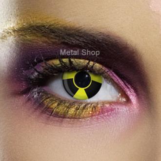 kontaktní čočka BIOHAZARD - EDIT