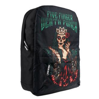 batoh FIVE FINGER DEATH PUNCH - GREEN, NNM, Five Finger Death Punch