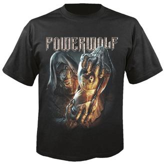 tričko pánské POWERWOLF - Hourglass - NUCLEAR BLAST, NUCLEAR BLAST, Powerwolf